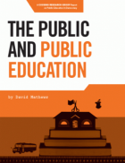 The Public and Public Education